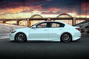 Custom 2013 Lexus GS 350 by Five Axis for 2011 SEMA