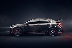 Honda Type R 2018 : 2018 honda civic type r prototype unveiled ~ Medecine-chirurgie-esthetiques.com Avis de Voitures