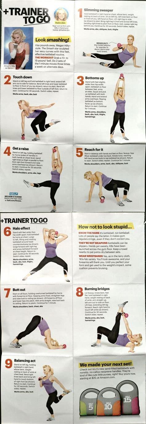 kettle kettlebell workout bell leg equipment lb trainer self go weight