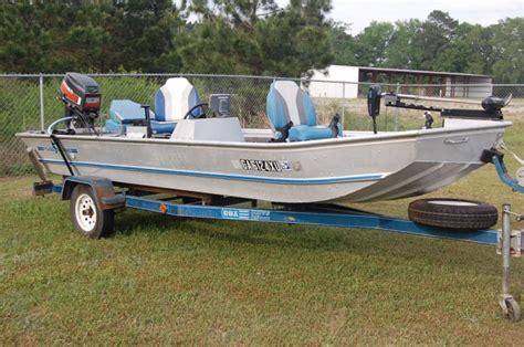 Fisher Marine Boats by 16 Ft Fisher Marine Boat