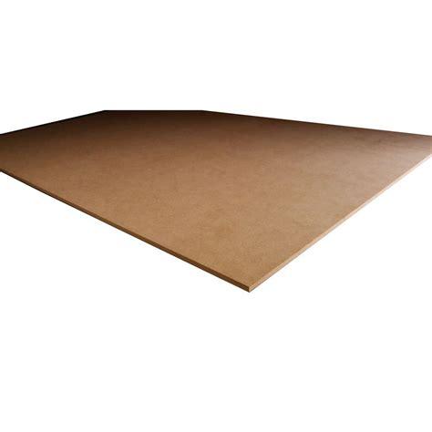Medium Density Fiberboard (Common: 1/4 in. x 2 ft. x 4 ft ...