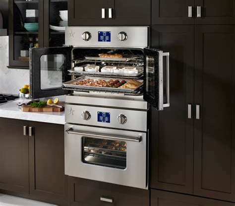 commercial convection oven electric bluestar bsewo30ecdd 30 inch single electric wall oven
