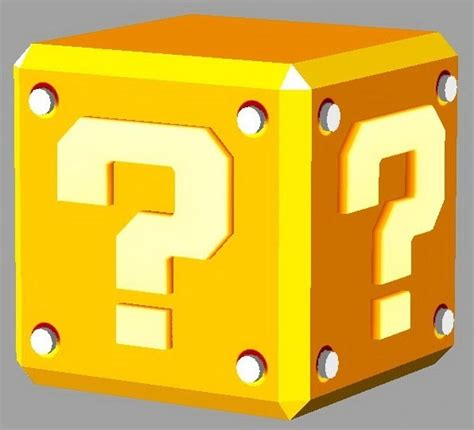 that looks like the question block from mario