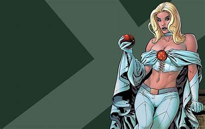 Marvel Emma Frost Comics Comic Cartoon Anime