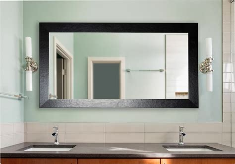 60 Inch Wide Bathroom Mirror by Mirrors Wide Vanity Mirror Reviews Wayfair