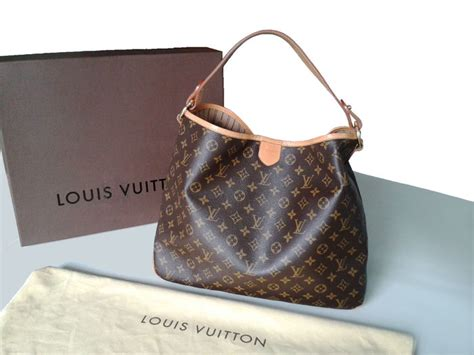 louis vuitton delightful mm monogram bag catawiki