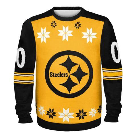 steelers sweater pittsburgh steelers sweater