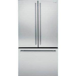 gzweeshss french door refrigerator stainless steel french doors french door refrigerator