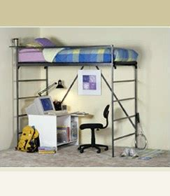 Timbernest Loft Bed by Resident Students Association