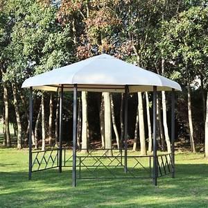 Gartenpavillon Aus Metall : gartengestaltung ideen zelten im garten mit einfachen ~ Michelbontemps.com Haus und Dekorationen