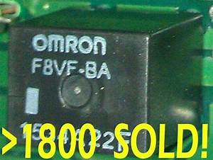 New - Ford Fuel Pump Relay R303