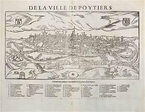 Poitiers Carte De France : de la ville de poytiers de belleforest france poitou ~ Dailycaller-alerts.com Idées de Décoration