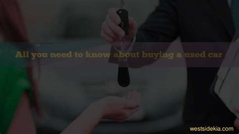 how to know if a used car is a good deal yourmechanic advice all you need to know about buying a used car