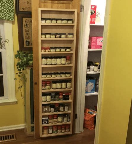 Spice Storage Options by 30 Spice Rack Ideas Clever Practical Spice Storage