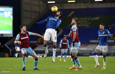 Everton player ratings vs West Ham United- The 4th Official