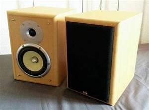Tdl Nucleus Kv1 100w 2 Way Speakers