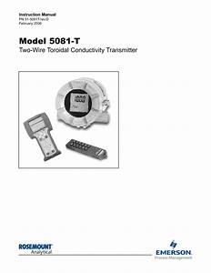 5081-t Manuals