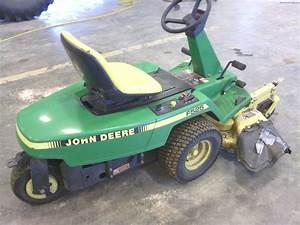 2001 John Deere F525 Lawn  U0026 Garden And Commercial Mowing