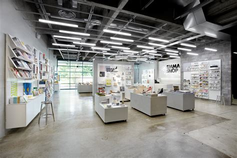 Museum Shop by Museum Shop For Weegee Exhibition Center Aivan A