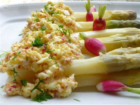 cuisiner des asperges blanches recettes d 39 asperges blanches 2