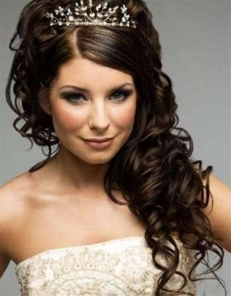 hairstyles for weddings 11 awesome and curly wedding hairstyles