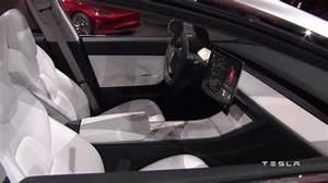 2017 Tesla Model 3 specs, price, interior, release date, sedan