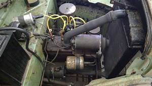 Ford Popular 103e Sidevalve