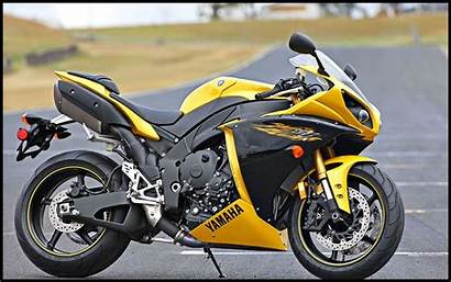 Superbike Yamaha R1 Yzf Yellow Wallpapers Cool