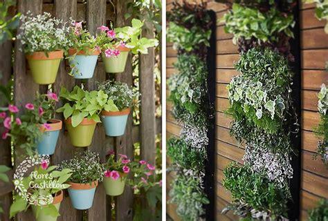 Ideas Para Decorar Jardines Pequeños  Flores Castillon