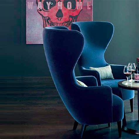 tom dixon wingback chair for the home