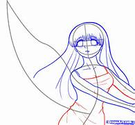 How to Draw Simple Anime  Step by Step  Anime Characters  Anime      Easy Anime Drawings For Beginners Step By Step