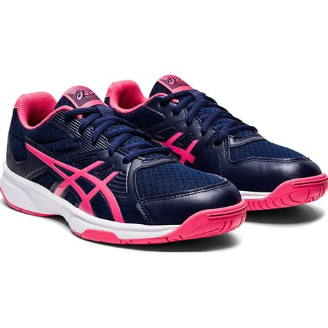 Asics Upcourt 3 Ladies Indoor Court Shoes - Sweatband.com