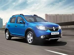 Renault Sandero Stepway  2014  Video