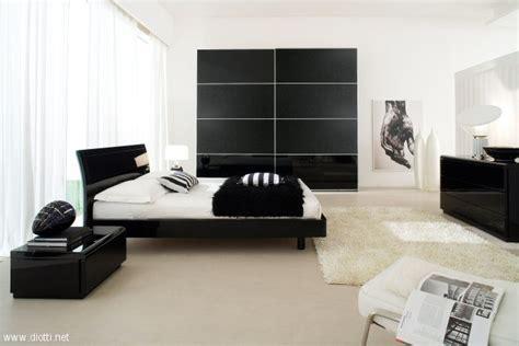 camere da letto bianche e nere da letto in bianco e nero
