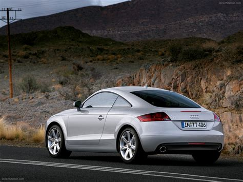 audi tt coupe 2006 car wallpapers 026 of 121