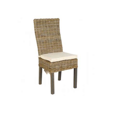 chaise pour comparatif galette de chaise pour chaise rotin