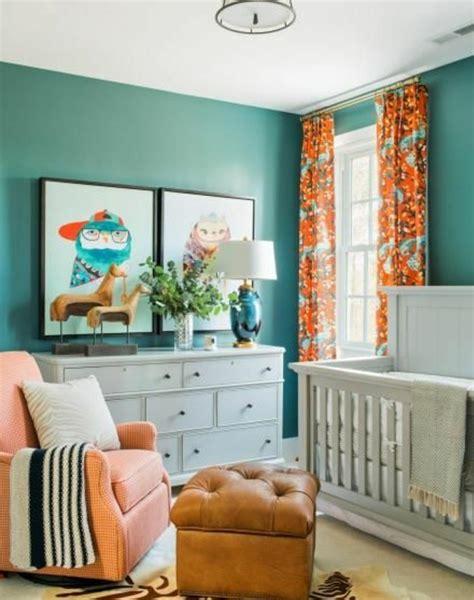 chambre b b bleu canard deco bleu canard idees peinture meubles accueil design