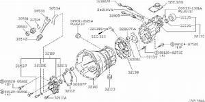 Nissan Xterra Plug Drain  Transmission