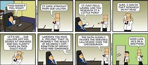 Dilbert's 2... Funny Financial Analyst Quotes