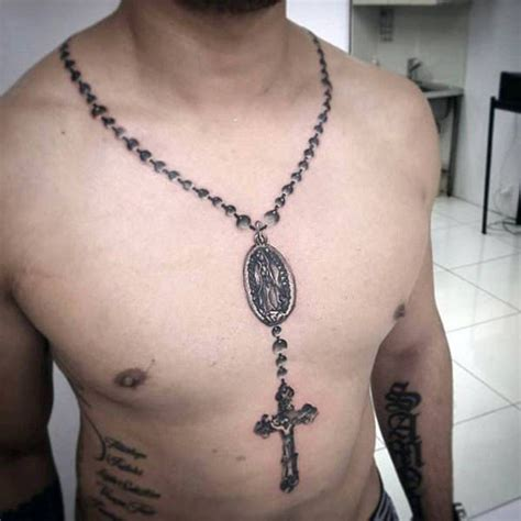 religious tattoos  men sacred design ideas
