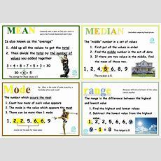 Mean,mode,median  Lessons  Tes Teach