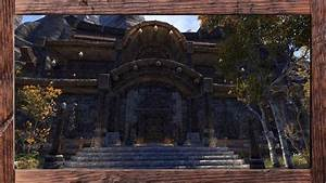 ESO Homestead - Decorating a large Nord house (and garden ...