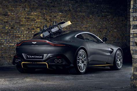 Aston Martin Celebrates New James Bond Film With Two 007 ...