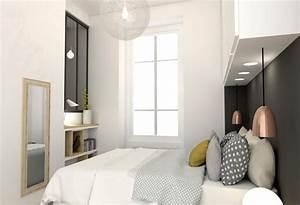 Deco Chambre Parentale : deco chambre parentale maison design ~ Preciouscoupons.com Idées de Décoration