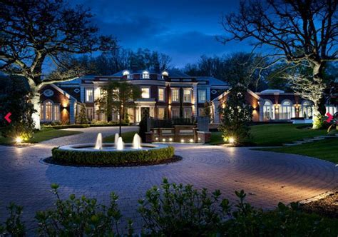 Copse Manor ? A 17,000 Square Foot Newly Built Mansion In