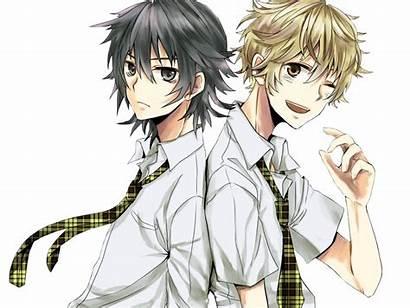 Boys Anime Usagi Fanaru