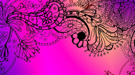 pink background vector art wallpapers hd desktop