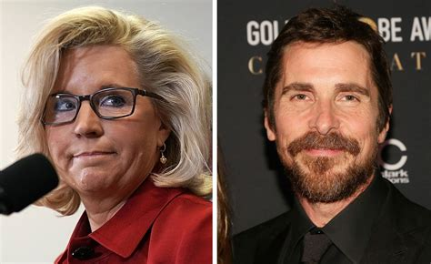Liz Cheney Slams Christian Bale Over Satan Remark Praises