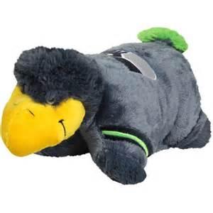 Seattle Seahawks Mascot Pillow Pet