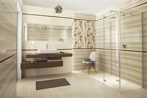 Couleur Salle De Bain : stunning salle de bain taupe clair contemporary awesome ~ Dailycaller-alerts.com Idées de Décoration